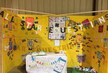 2013 Summit County Fair 4-H Booths