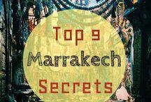 Marakesh tips