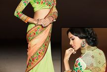 Fashion for Lovable Saree / We offer all type of saree available on http://www.fashionfiza.com/sarees?catalog=1030 @at @surat