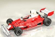 Lego - Formula one