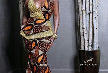 African Wear // Ankara // African Fabrics