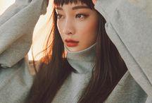 Korean models