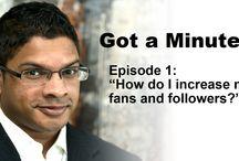 Business Tips - Season 1 #GotAMinute? / Season 1 - Episodes from business tips show - #GotAMinute?