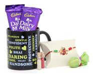 Rakhi Gifts / Now Buy Attractive Rakhi Gifts Online For brothers & sisters at affordable price.