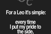 Zodiac, Leo ✨
