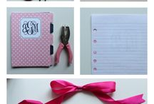 planner / by Bobbi Aulabaugh