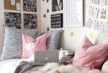Dream Dorm Room Ideas