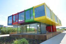 Architecture - Modern Unique