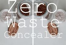 Zero Waste DIY Recipes / Easy Do-It-Yourself recipes to reduce trash production, limit plastic use, and eliminate nasty chemicals from our homes!