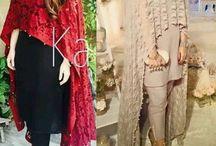 Pakistanische Kleider