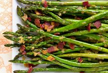 Cooking,asparagus