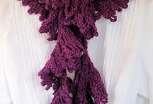 Crochet (Scarves)