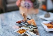 PARTY-TIME / Lot of Ideas for a perfect party and having friends at your table!