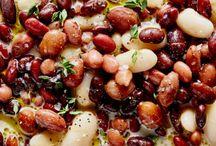 Protein / Hva jeg føler om protein, maten du assosierer med det og hva du synes fordelene med protein er.