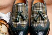 Men's Shoe Addiction / Shoes that go way beyond boring!  Classics with a twist.....