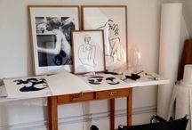 Illustration Workspace