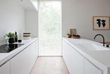 Hus - køkken