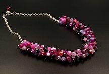 Handmade Ladies Necklaces