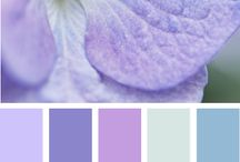 Crafts Color Palettes / by Vicki Capro