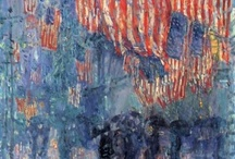 For the Red, White, and Blue / by Lisa Fullerton