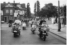 mods n rockers n teddy boys