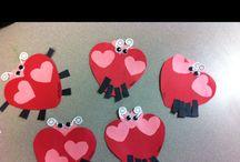 School-Valentine's Day / by Staci Mouchett