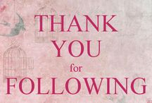 300 followers! / Thanks! And please remember how special you all are!
