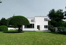 Arne Jacobsen house in Denmark / by Lauritz.com