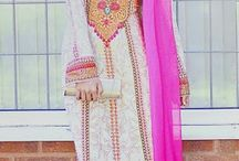 Moslem fashion / Dress, tunic, abaya, gamis, blus
