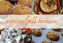 Recipes - Fall Misc