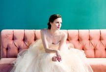 Bride posing ideas