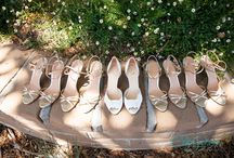Wedding Shoes / Wedding Shoes- Chloe Jackman Photography