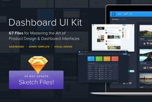 Premium Web User Interface Kits / UI kits save time and money – when working with an UI kit you have the real picture of the time you need to invest in a particular project. Here, we are defining some amazing and most beautiful Web User Interface Kits.