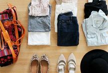 Travel OCD / Travel packing and organizing