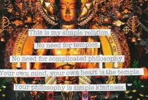 Buddhism / Things to help my new practice  / by Bethany Knecht