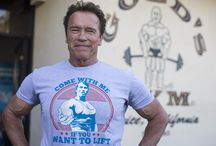 Come with me if you want to lift! / Not just a t-shirt. A movement.