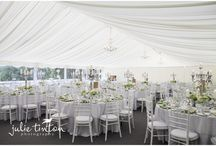 Scottish Marquee Wedding / Pretty Marquees