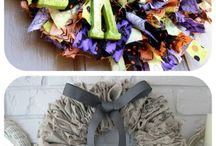 Wreaths / by Judy Askew