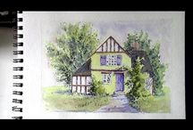 vídeos watercolor