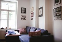 living rooms. / by Peonies & Polaroids
