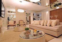 Decoração / Tudo que desejo em um lar... Ou uma simples residência.