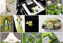 Wedding - Damask