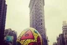 Easter Eggs - The Big Egg Hunt / by Tamar Arslanian