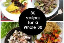 Whole 30 / by Jenna Fox
