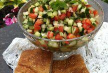 Ricette da provare / ricette vegetariane facili da preparare