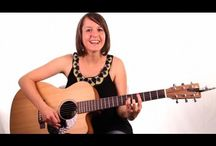 Guitar Lessons / How to play songs on acoustic guitar