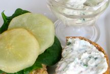 Dips, dressings,  and sauces / by Kelli Powell