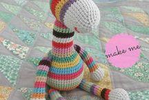 Bricolaje y manualidades / amiguris en crochet