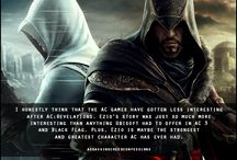 Assassin's Creed / by Jenna Wiser