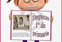 1º primaria / by Vanessa Rabadan Martin